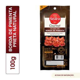 Seara Salame Borda Pimenta Gourmet