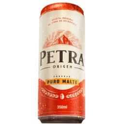 Cerveja Petra Puro Malte Lata 269 mL