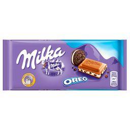 Chocolate Milka Oreo