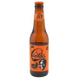 Cerveja Cacildis Lager Long Neck 355 mL