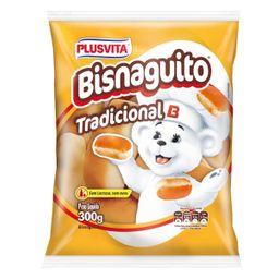 Bisnaguinhas Plusvita Tradicional - 300g