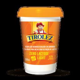 Requeijão Zero Lactose Tirolez - 200g