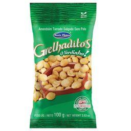 Amendoim sem Pele Grelhaditos - 100g