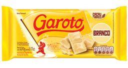 Chocolate Branco Garoto - 90g