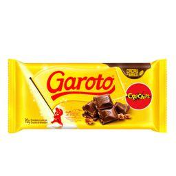 Chocolate Crocante Garoto - 90g