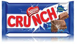 Chocolate Crunch Nestlé - 90g