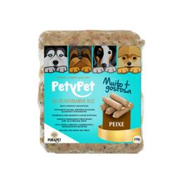 Alimento Purapet Petypet Peixe 250 g