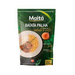 Batata Palha Maitá de Cebola e Salsa - 120g
