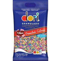 Chocolate Granulado Dori Colorido - 150g