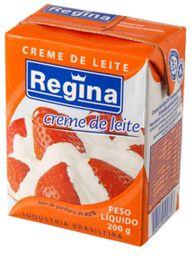 Creme de Leite Regina