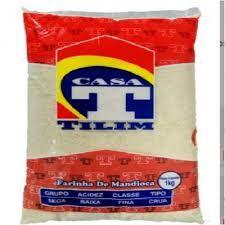 Farinha de Mandioca Tilim - 1Kg