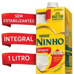 Leite Ninho Integral - 1L
