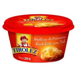 Manteiga Tirolez - 200g