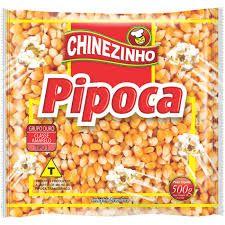 Milho de Pipoca Chinezinho - 500g