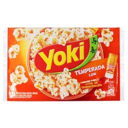 Milho de Pipoca Natural Yoki