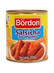 Salsicha Bordon - 300g