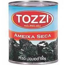Ameixa Seca Tozzi - 180g