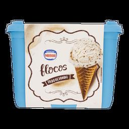 Sorvete de Flocos Nestlé - 1,5L