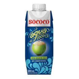 Água de Coco Sococo 300ml