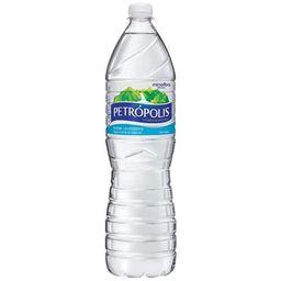 Água Mineral sem Gás Petrópolis 1,5L