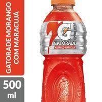Gatorade Morango e Maracujá  500ml