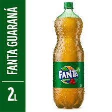 Fanta Guaraná 2L