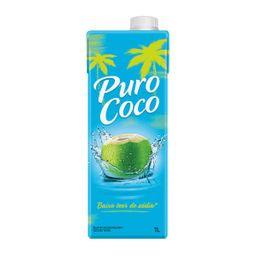 Água de Coco Puro Coco 1L