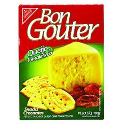 Biscoito Bon Gouter de Queijo e Tomate - 100g
