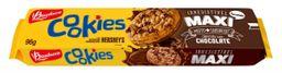 Biscoito Cookies Maxi de Chocolate Bauducco - 96g