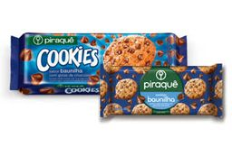 Biscoito Cookie de Baunilha Piraquê - 110g