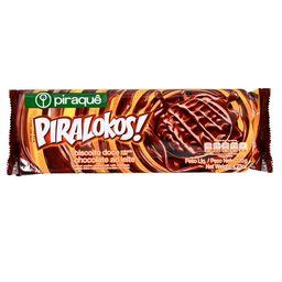 Biscoito de Chocolate Chocooky piralokos - 120g