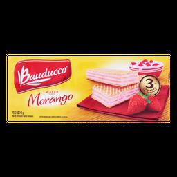 Wafer de Morango Bauducco