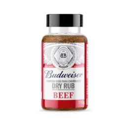 Dry Rub Beef - Budweiser