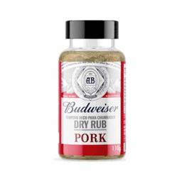 Dry Rub Pork - Budweiser