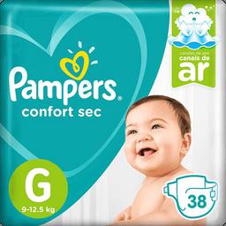 Pampers Fralda Confort Sec G 38 Unidades