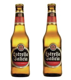 2x1 - Estrella Galicia Long Neck