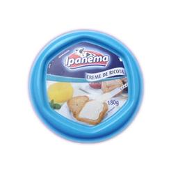 Creme De Ricota Ipanema Copo 180 G