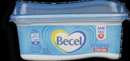 Becel Creme Vegetal Original Com Sal