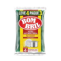 Bombril Esponja Sintética Bombomril