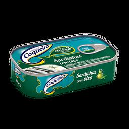 Sardinha Coqueiro Óleo 125 g
