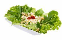 Salada de Frango com Cream Cheese