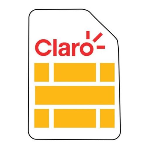 Claro Chip + Recarga Pre 10