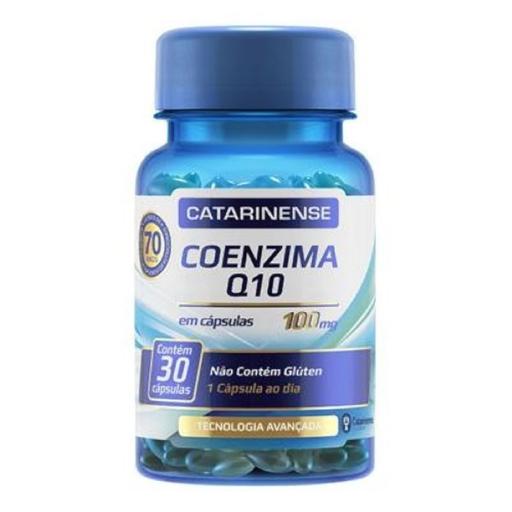 Coenzima Q 10 100 Mg Catarinense