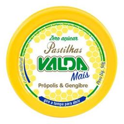 Undefined Valda Própolis E Gengibre 50 G