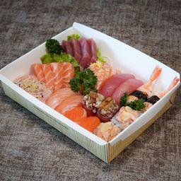 Combo Black Sushi Super Premium + Häagen-Dasz