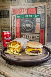 Combo Coca-Cola: X-Burger especial