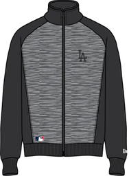 Jaqueta Track Los Angeles Dodgers Mlb New Era