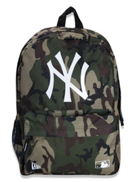 Mochila Média Mlb New York Yankees Camuflada New Era