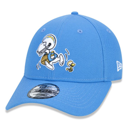 Boné 9Forty Nfl Los Angeles Chargers Peanuts - Snoopy New Era