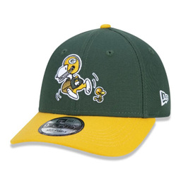 Boné Infantil 9Forty Nfl Green Bay Packers Peanuts - Snoopy
